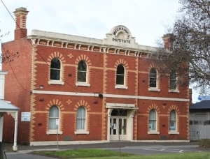 Romsey Mechanics' Institute