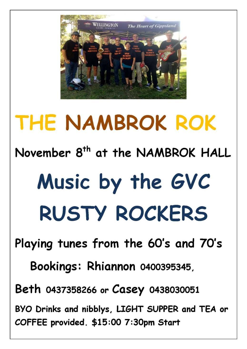 Rusty Rockers