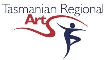 Tas Reg Arts Logo