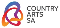 Country Arts SA colour