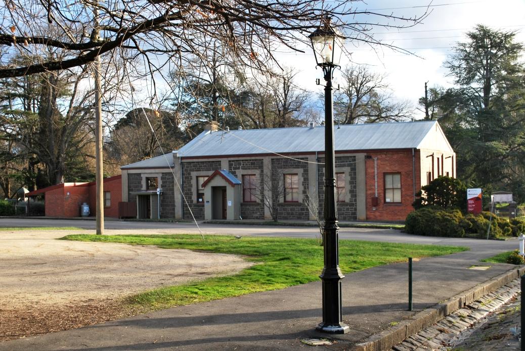 Malmsbury Town Hall and Gardens