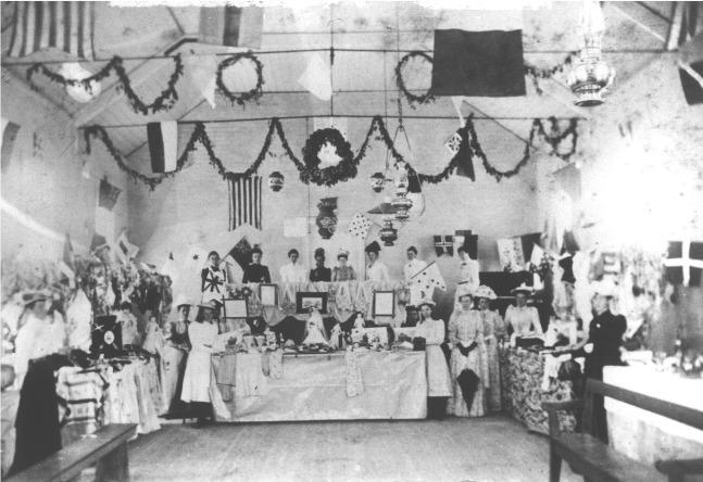 Dunkeld Hall Opening September 1892