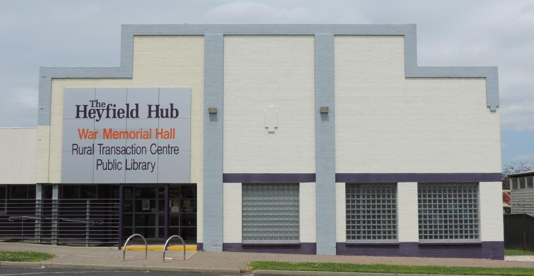 heyfield-memorial-hall